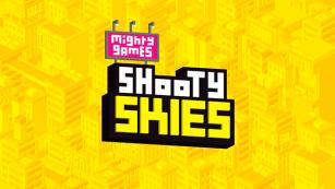 Baixar Shooty Skies - Arcade Flyer