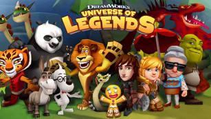 Baixar DreamWorks Universe of Legends