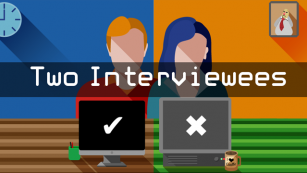 Baixar Two Interviewees para Linux
