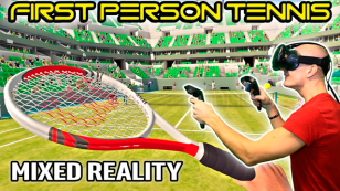 First Person Tennis - The Real Tennis Simulator para Windows