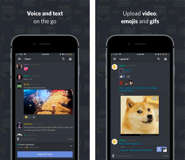 Donwload do aplicativo Discord grátis para iOS