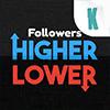 Baixar Followers Higher Lower