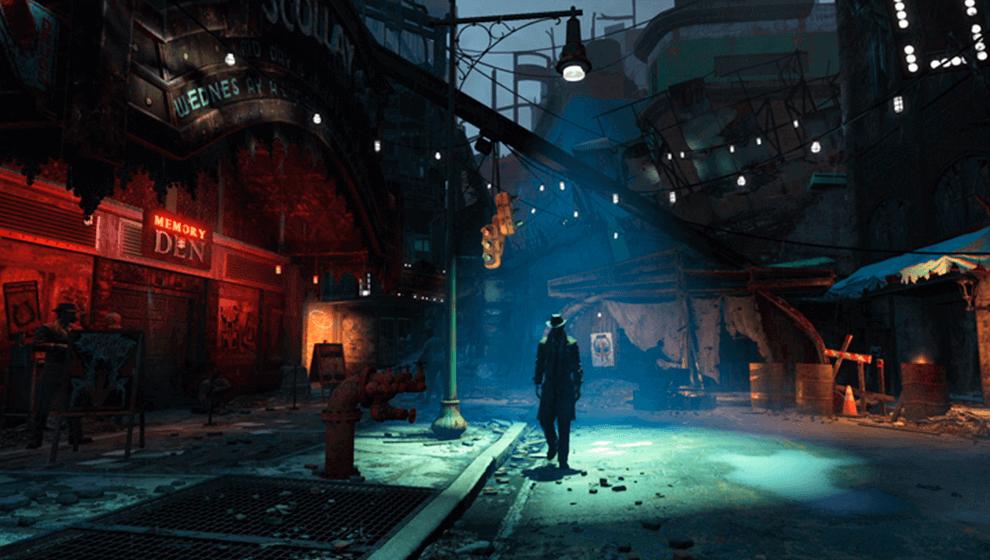 Donwload do jogo Fallout 4 VR