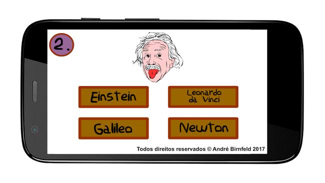 Baixe Gênio Quiz Science para Android de graça