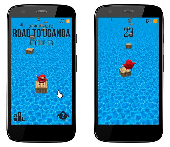 Baixar APK de Ugandan Knuckles: Road to Uganda para Android de graça!