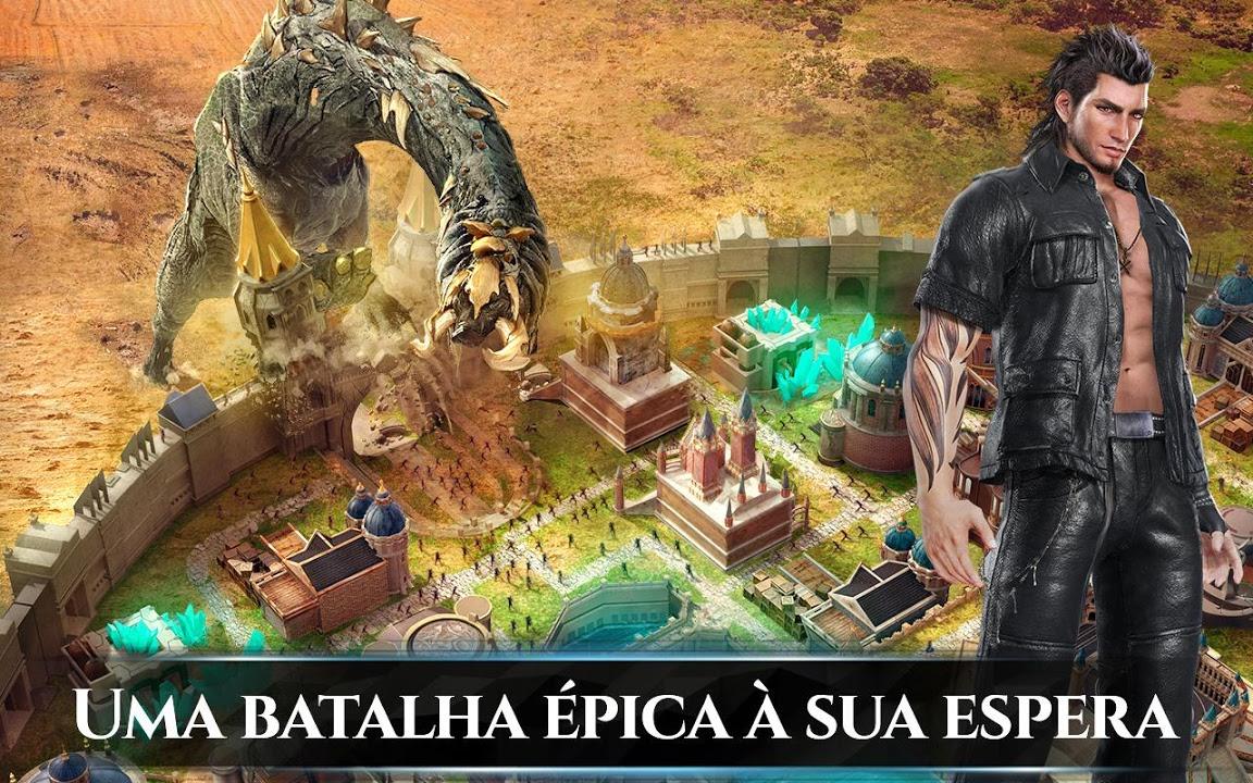 Donwload do jogo Final Fantasy XV: Novo Império grátis
