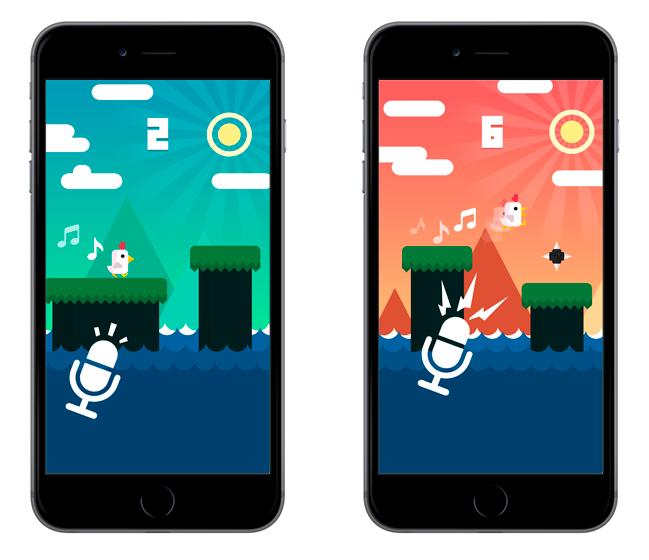 Baixe Chicken Scream para iOS de graça!