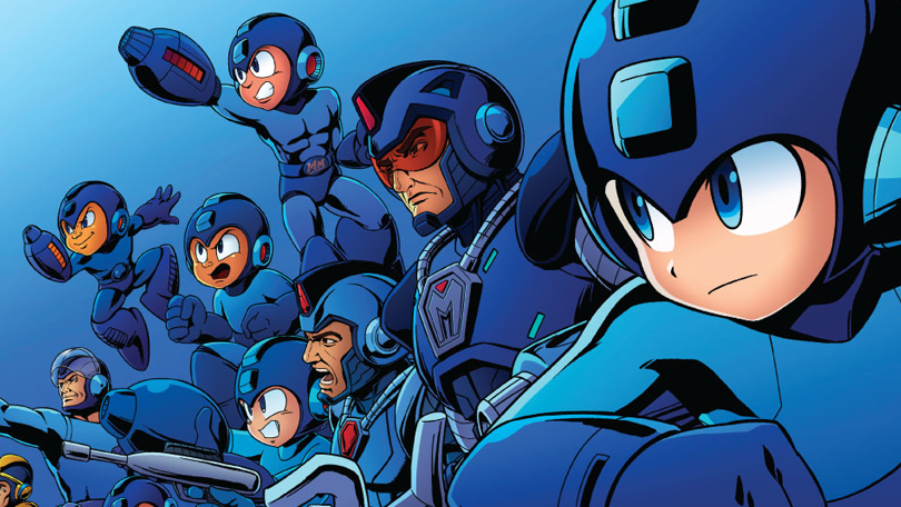 Mega Man ganhará novo jogo em 2018