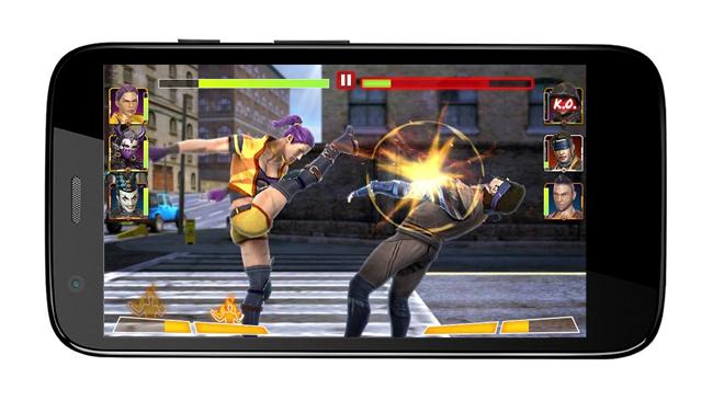 Baixar APK de Luta Imortal 3D de graça para Android