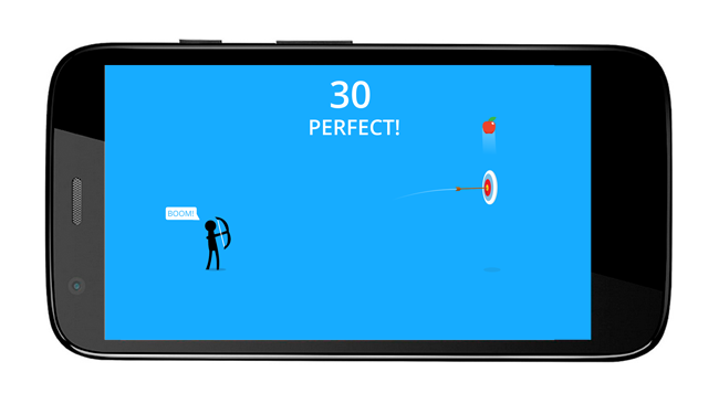 Baixar APK de Don't Miss! (Stickman Archery) de graça para Android