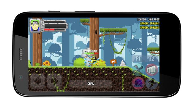 Baxar APK de Shinobi Arena Online de graça para Android