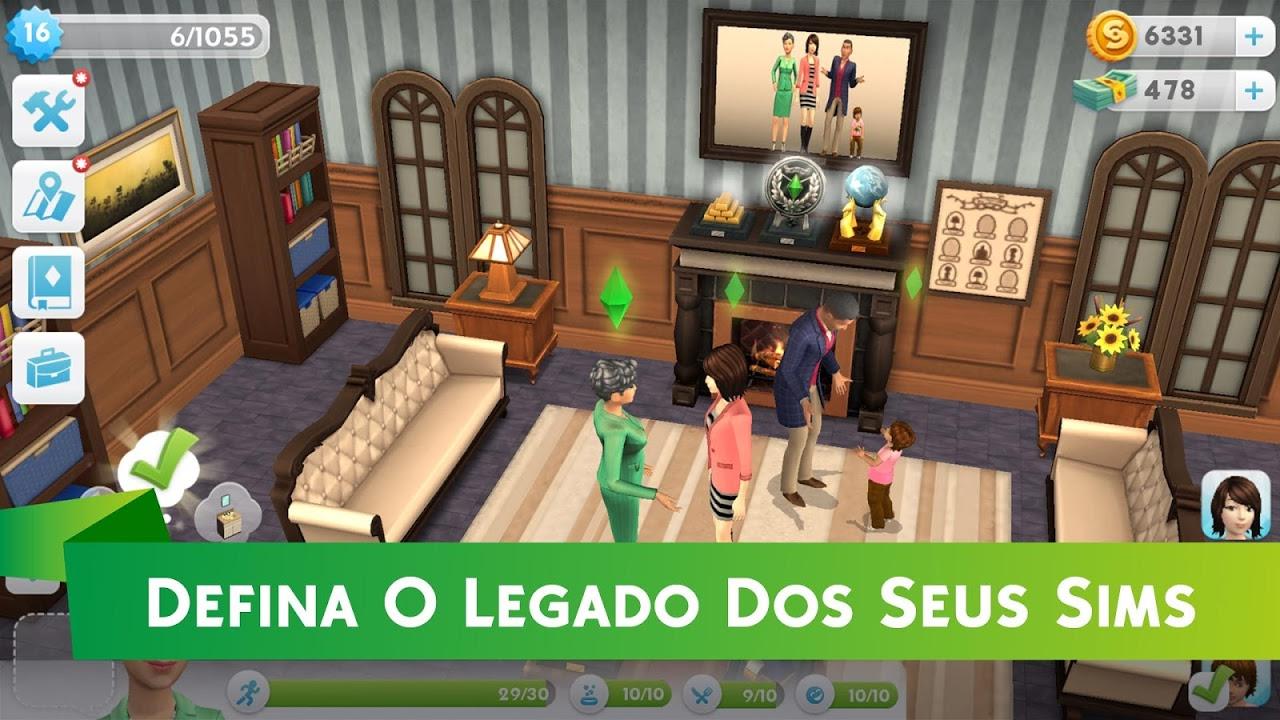 Donwload do jogo The Sims™ Mobile grátis