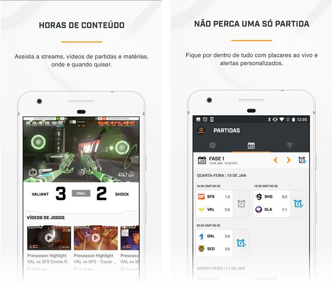 Baixar APK de Overwatch League para Android de graça
