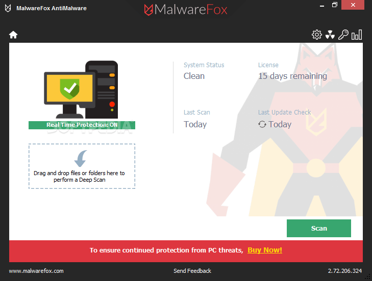 Donwload do  MalwareFox AntiMalware grátis