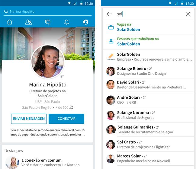 Donwload do aplicativo LinkedIn para iOS grátis