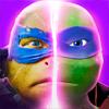 As Tartarugas Ninja: Lendas para iOS