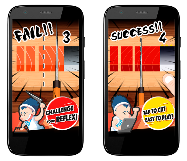 Baixar Cut the Sashimi de graça para Android