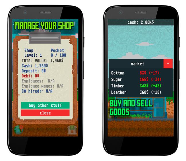 Baixar The Trader para Android de graça.