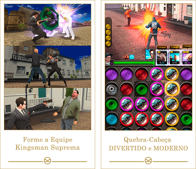 Donwload do jogo Kingsman : The Golden Circle Game grátis