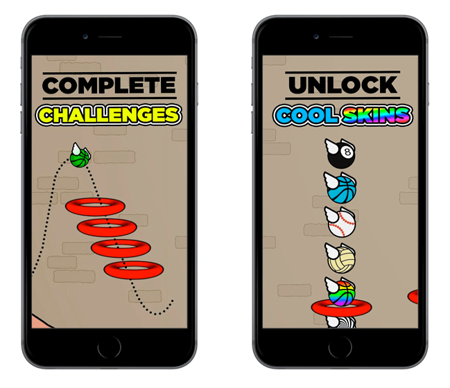 Baixar Flappy Dunk para iOS de graça!