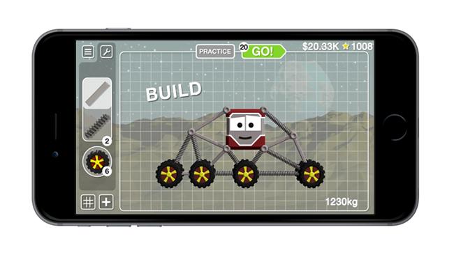 Baixar Rover Builder de graça para iOS