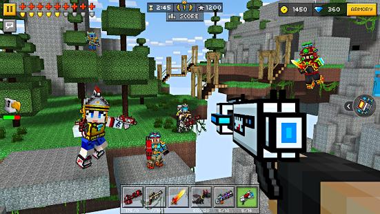 Foto 1 do Pixel Gun 3D