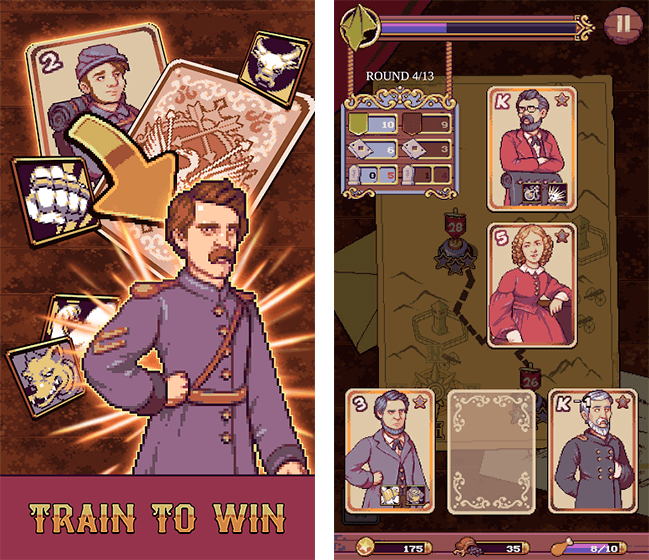 Donwload do jogo Uncivil War TCG grátis para iOS