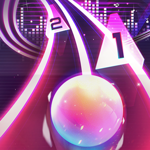 Baixar Infinity Run: Rush Balls On Rhythm Roller Coaster para Android