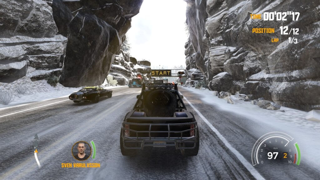 Donwload do jogo FlatOut 4: Total Insanity