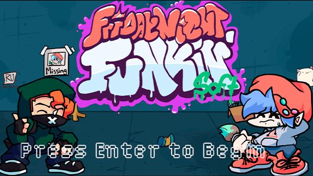 Baixar Friday Night Funkin' Soft Mod para Windows