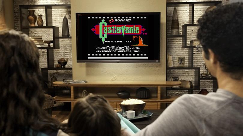 Netflix anuncia série de TV do game Castlevania