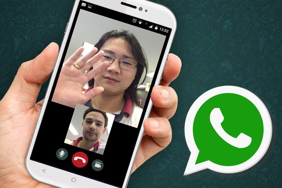 Videochamadas no WhatsApp? Recurso parece estar disponível para alguns usuários