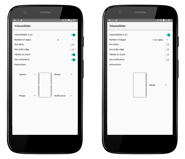 Baixar APK de VolumeSlider de graça para Android