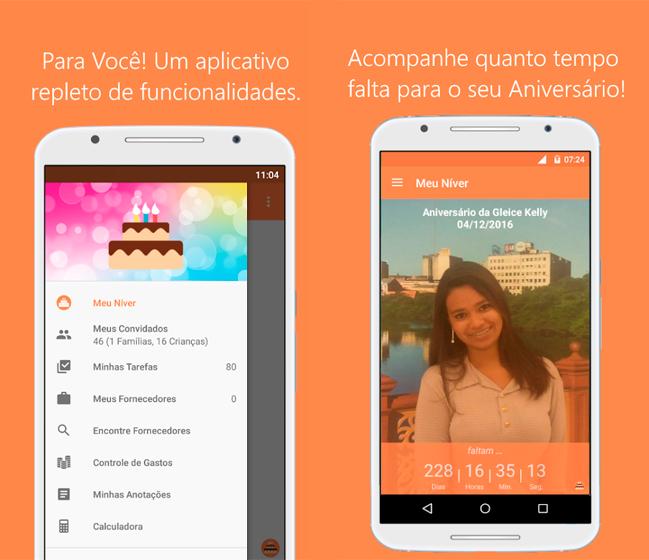 Baixar APK de Meu Níver (Organize sua Festa) para Android de graça!
