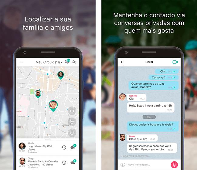 Donwload do aplicativo Localizador GPS de Família grátis