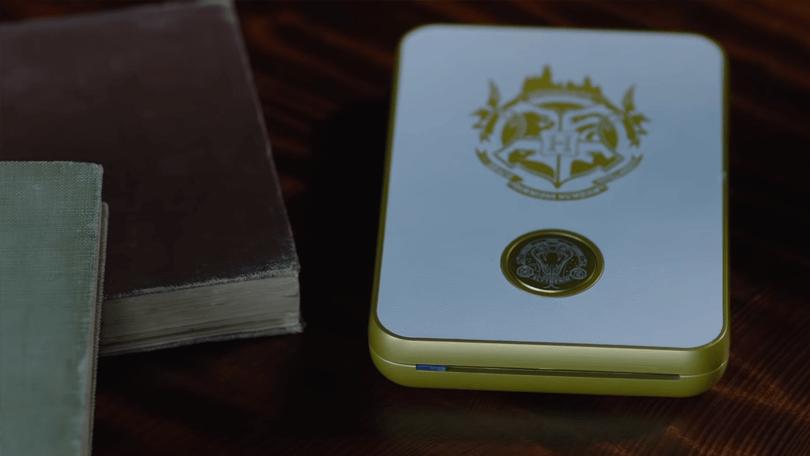 Fãs de Harry Potter criam impressoras que cria fotos com movimento