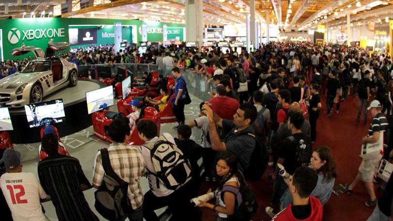 Brasil Game Show abre o credenciamento de imprensa para a 11ª edição