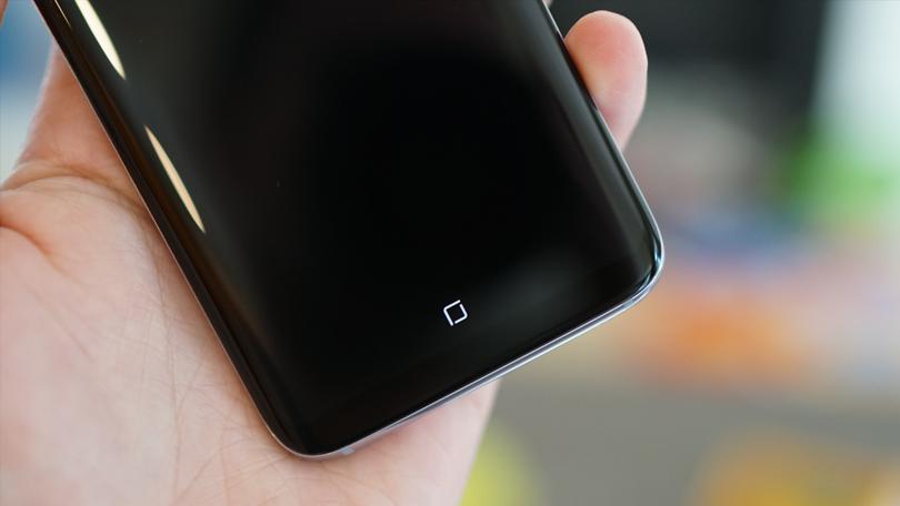 Botão Home do Galaxy S8 vai impedir marcas na tela