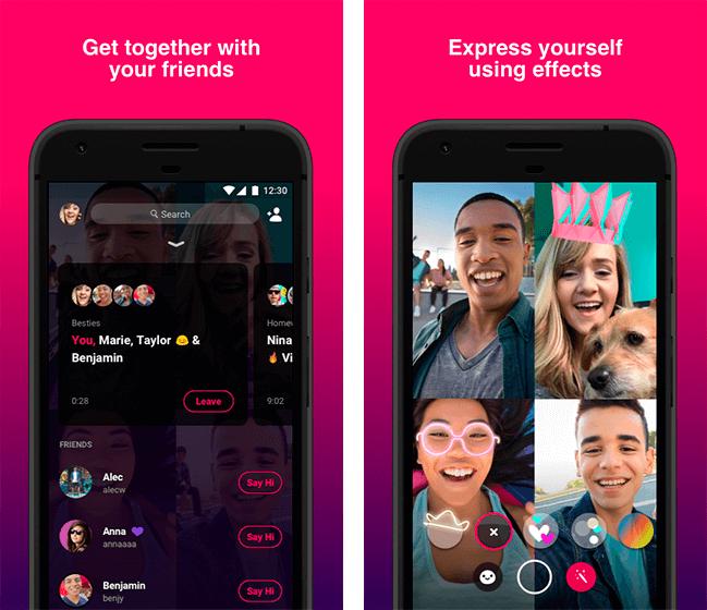 Donwload do aplicativo Bonfire: Group Video Chat iOS grátis