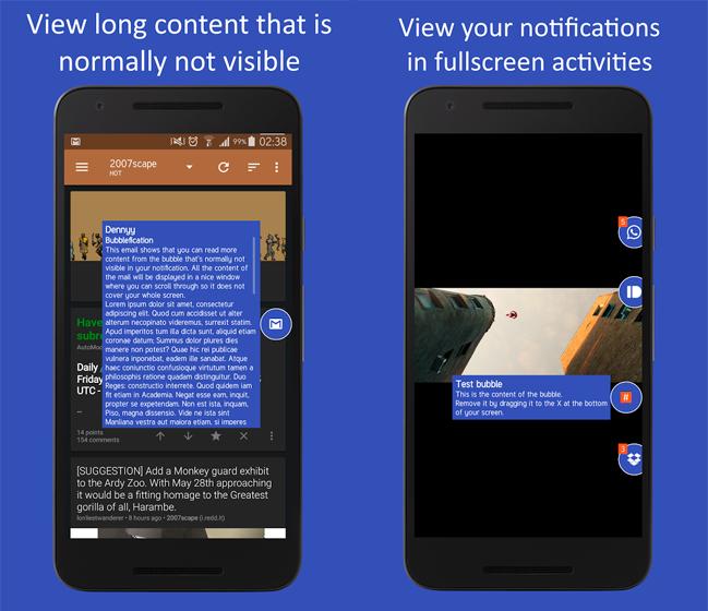 Baixar APK de Bubblefication de graça para Android