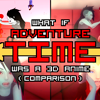 Baixar What if Adventure Time was a 3D Anime Game