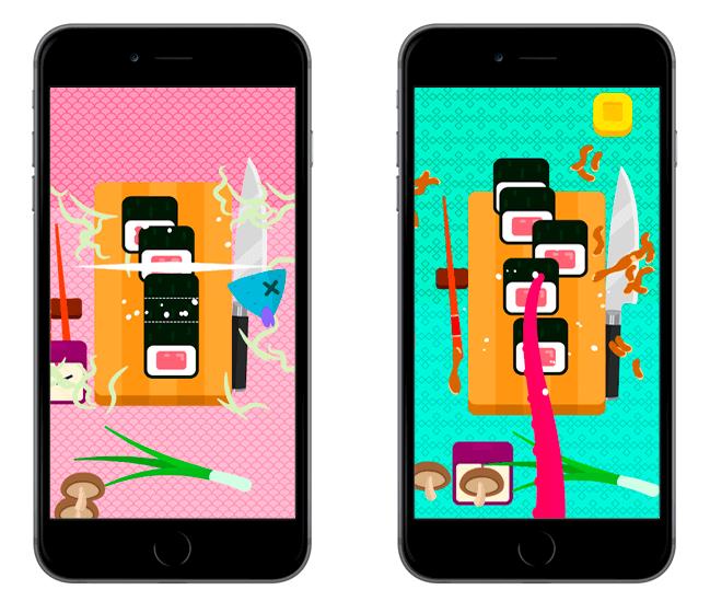 Baixar Slashy Sushi para iOS de graça