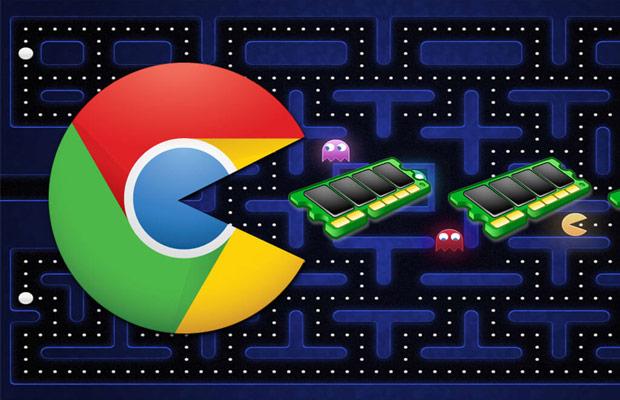 Nova versão do Google Chrome vai reduzir o consumo de RAM em 50%
