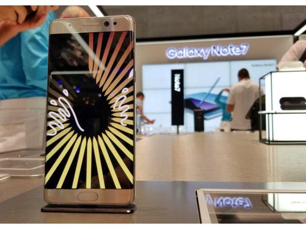 Departamento de Transportes dos EUA bane o Galaxy Note 7 de todos os vôos