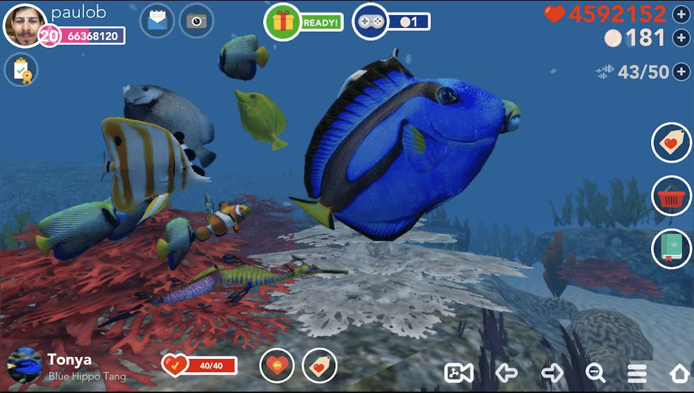 Donwload do jogo Ocean Reef Life para iOS grátis
