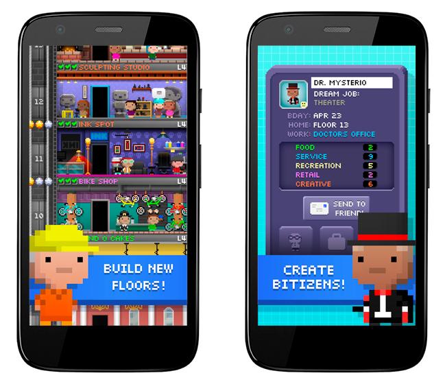 Baixar Tiny Tower de graça para Android