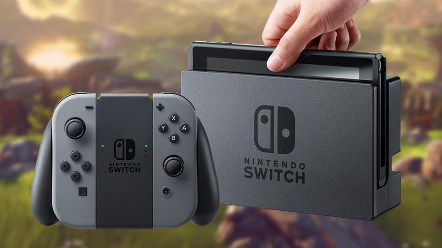 Nintendo espera vender 2 milhões de unidades do Switch no lançamento