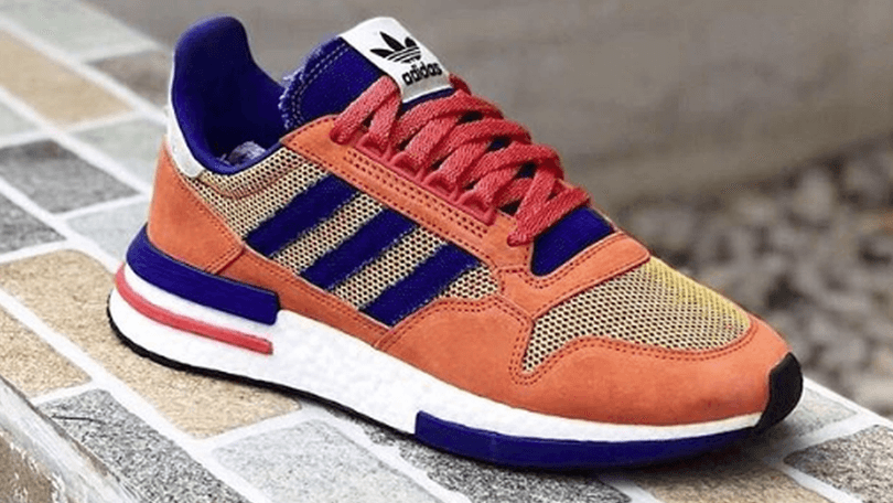 Adidas lançará tênis de Dragon Ball Z