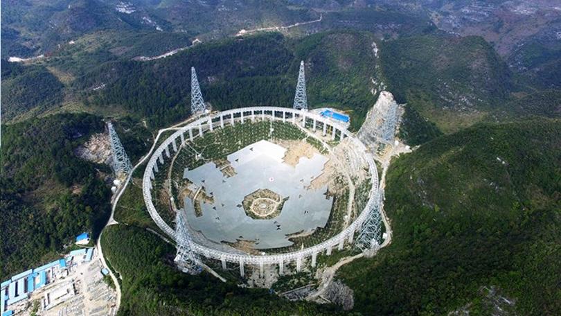 Maior telescópio do mundo não tem cientistas suficientes para funcionar