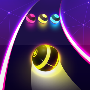 Baixar Dancing Road: Color Ball Run! para iOS
